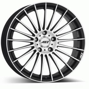 Купить Диски AEZ Valencia black polished