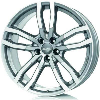 Купить Диски Alutec DriveX Metal-grey Frontpoliert