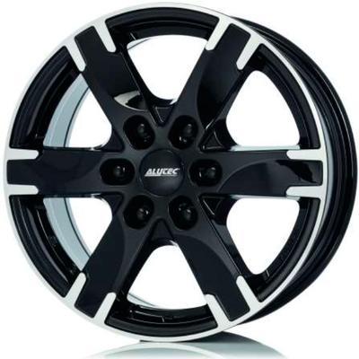 Купить Диски Alutec Titan Black Front Polish