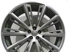 "Купить Диск Audi OEM 4M8601025R Anthracite polish 23"" 10,0J 5x112 ET15 DIA66,5"