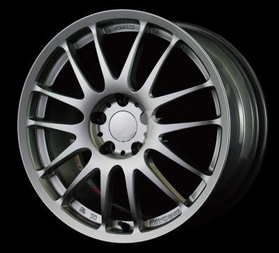 "Купить Диск Rays Volk Racing ME Silver 18"" 8,0J 5x112 ET35"