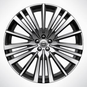 "Купить Диск Volvo OEM 32207757 Black polished 22"" 9,0J 5x108 ET38,5 DIA63,4"