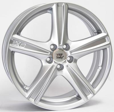"Купить Диск WSP Italy W1254 Lima silver 19"" 8,0J 5x108 ET49 DIA67,1"