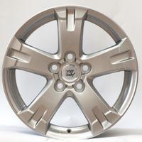 "Купить Диск WSP Italy W1750 Catania silver polished 17"" 7,0J 5x114,3 ET45 DIA60,1"