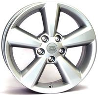 "Купить Диск WSP Italy W1850 Qashqai silver 17"" 6,5J 5x114,3 ET40 DIA66,1"