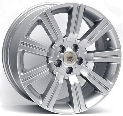 "Купить Диск WSP Italy W2321 Manchester silver 22"" 10,0J 5x120,7 ET48 DIA72,6 Б/У"