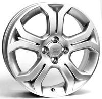 "Купить Диск WSP Italy W2505 Cariddi silver 16"" 6,5J 4x100 ET37 DIA56,6"