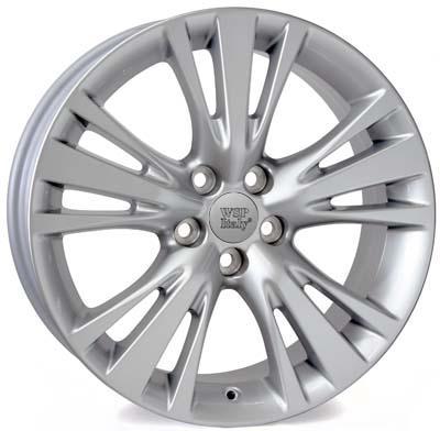 "Купить Диск WSP Italy W2654 Angel Hyper silver 19"" 7,5J 5x114,3 ET35 DIA60,1"