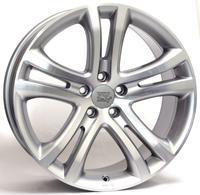 "Купить Диск WSP Italy W455 Tiguan Vulcano silver polished 19"" 9,0J 5x112 ET33 DIA57,1"
