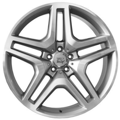 "Купить Диск WSP Italy W774 Ischia silver polished 20"" 9,5J 5x112 ET57 DIA66,6"