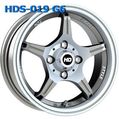 """Купить Диск HDS 19 G6 13"""" 5,5J 4x98 ET12 DIA58,6"""