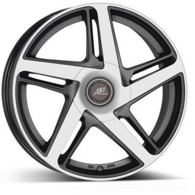 Купить Диски AEZ Airblade matt black polished