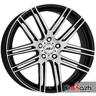 Купить Диски AEZ Cliff black polished