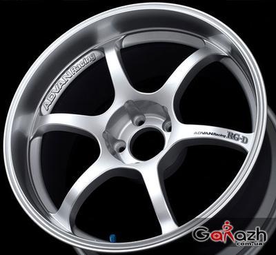 Купить Диски Advan 671 RG-D silver