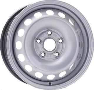 "Купить Диск DK Mitsubishi / KIA / Hyundai silver 15"" 6,0J 4x114,3 ET45 DIA67,1"