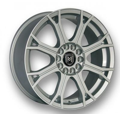 "Купить Диск Marcello MR-35 silver 16"" 7,0J 5x108/5x110 ET38 DIA73,1"