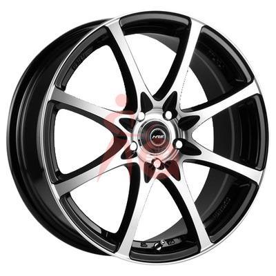 """Купить Диск Racing Wheels H-480 black 15"""" 6,5J 4x100 ET38 DIA67,1"""