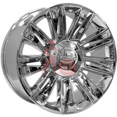 "Купить Диск Replica Cadillac (CL776) chrome 22"" 9,0J 6x139,7 ET24 DIA78,1"