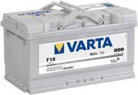 Купить Аккумулятор VARTA (F18) Silver D R+ 85A/ч 800А 315/175/175(д/ш/в) 20,13 (585200080)