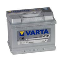 Купить Аккумулятор VARTA Silver D D39 L+ 63A/ч 610А 242/175/190(д/ш/в) 15,64 (563401061)