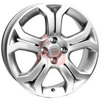 "Купить Диск WSP Italy W2505 Caridi silver 16"" 6,5J 4x100 ET37 DIA56,6"
