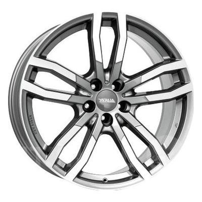 Купить Диски Alutec DriveX Grey Front Polished
