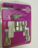 Купить Секретки McGard 27216SU Болт 12x1,25 24,1мм. Конус - Ключ 17