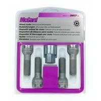 Купить Секретки McGard 28037SU Болт 12x1,5 44,5мм. Сфера - Ключ 17
