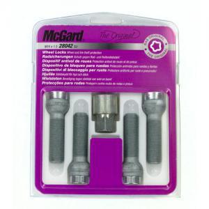 Купить Секретки McGard 28042SU Болт 14x1,5 48,9мм. Сфера - Ключ 17
