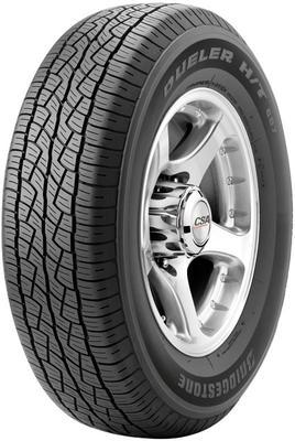 Купить Шина Bridgestone Dueler H/T D687 215/65 R16 98V, Б/У 4мм.