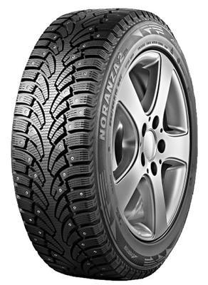 Купить Шина Bridgestone Noranza 2 evo 175/65 R14 86T XL шип, Б/У 7мм.
