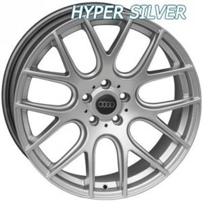"Купить Диск FBC 1001 Hyper silver 19"" 8,5J 5x112 ET45 DIA66,6"