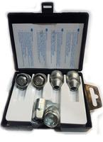 Купить Секретки Farad D2/D-1CH Гайка 12x1,5 34мм. Конус - Ключ 19 - Вращающееся кольцо