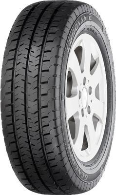 Купить Шина General Tire EuroVan 2 195/70 R15C 104/102R