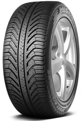 Купить Шина Michelin Pilot Sport A/S Plus 245/40 R17 91Y