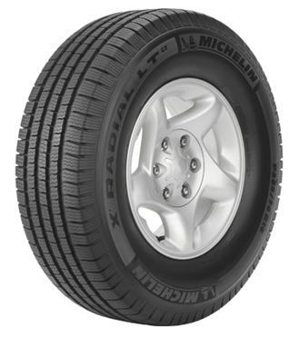 Купить Michelin X-Radial LT2