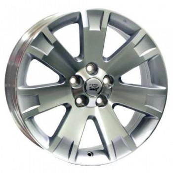 """Купить Диск WSP Italy W3004 Poseidone silver polished 19"""" 8,0J 5x114,3 ET38 DIA67,1"""