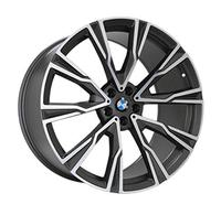 "Купить Диск Replica B987 BMW Matt GMF 21"" 9,5J 5x112 ET36 DIA66,6"