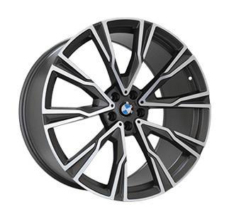 "Купить Диск Replica B987 BMW Matt GMF 20"" 8,5J 5x112 ET35 DIA66,6"